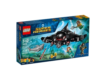 LEGO Aquaman Attacke von Black Manta 76095