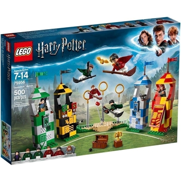 LEGO Harry Potter Quidditch Turnier 75956