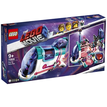 LEGO Movie 70828 Pop-Up-Party-Bus
