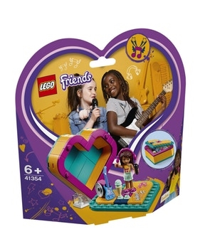 LEGO Friends 41354 Andreas Herzbox