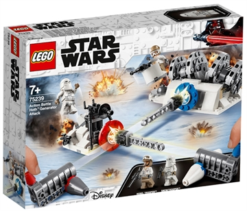 LEGO Star Wars 75239 Action Battle Hoth Generator-Attacke