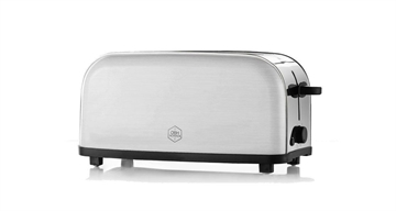 OBH Manhattan steel toaster
