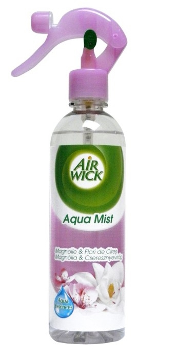 Air Wick Freshener Pulverizer 345ml Magnolia And Cherry Blossom