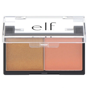 e.l.f. Best Friend Eyeshadow duo Peach Squad
