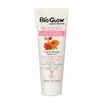 Bioglow Facewash Vitamin&Pomegranate 100ml