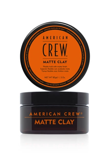 American Crew Matte Clay Wax 85gr