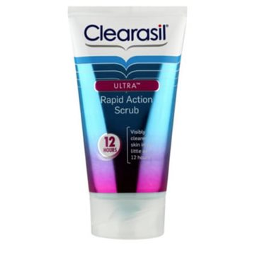 Clearasil Ultra Treatment Scrub