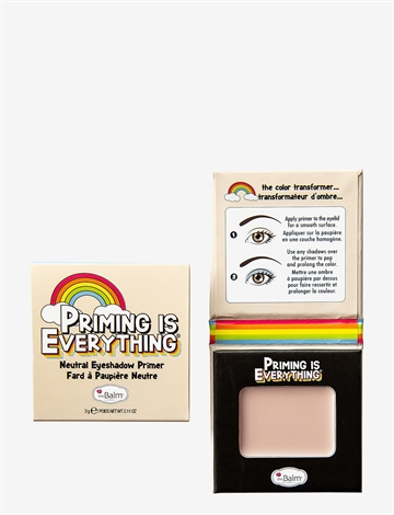 The Balm Priming is Everything Eyeshadow Primer 3gr Priming is Everything- Neutral