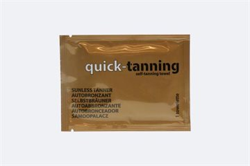 Quick-Tanning Self Tan Towel