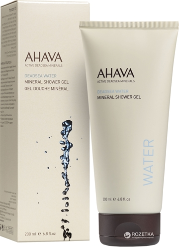 Ahava Deadsea Water Mineral Shower Gel 200ml