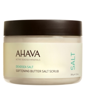 Ahava Deadsea Salt Softening Butter Salt Scrub 220Gr