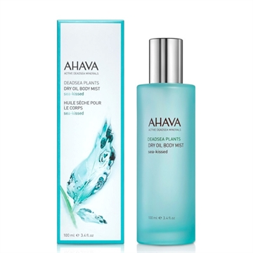 Ahava Deadsea Plants Dry Oil Body Mist Sea-Kissed 100ml