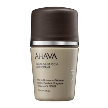 Ahava Men Roll-On Mineral Deodorant 50ml