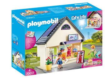 Playmobil Meine Trendboutique 70017