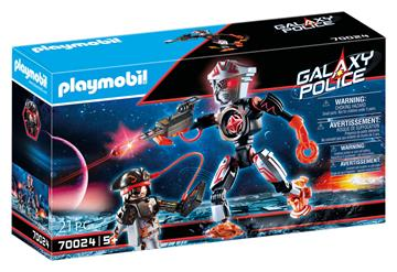 Playmobil Galaxy piratrobot 70024