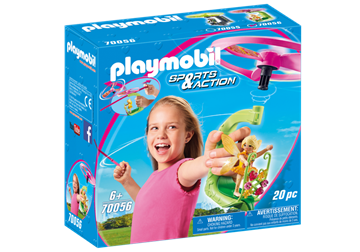 Playmobil Fairy Pull String Flyer 70056