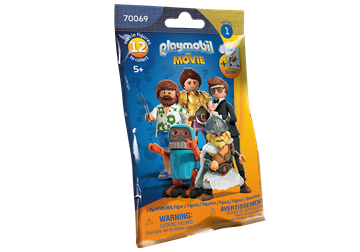 Playmobil Clipstrip PLAYMOBIL: THE MOVIE Series 70069