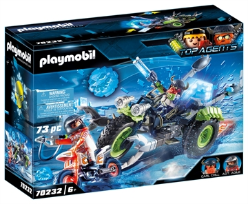 Playmobil Arctic Rebels Eistrike 70232