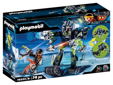 Playmobil Arctic Rebels Eisroboter 70233