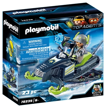 Playmobil Arctic Rebels Eisscooter 70235