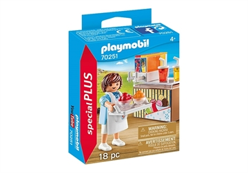 Playmobil Slush-Ice Verkäufer 70251