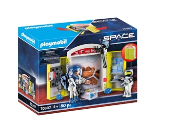 "Playmobil Spielbox ""In der Raumstation"" 70307"