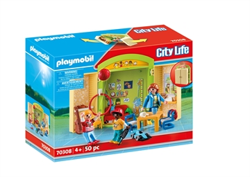 "Playmobil Spielbox ""Im Kindergarten"" 70308"