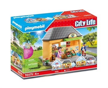 Playmobil Mein Supermarkt 70375