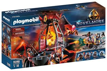 Playmobil Burnham Raiders Lavamine 70390