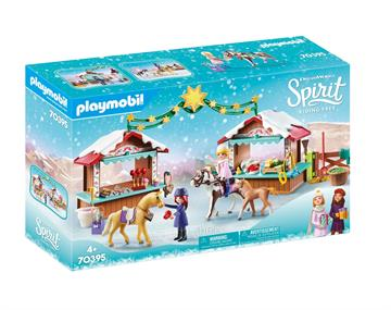 Playmobil Jul i Miradero 70395