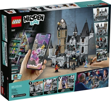 LEGO Hidden Side 70437 Mysterieslot