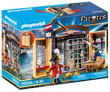 "Playmobil Spielbox ""Piratenabenteuer"" (70506)"