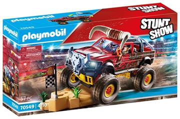 Playmobil Stuntshow Monster Truck Horned (70549)