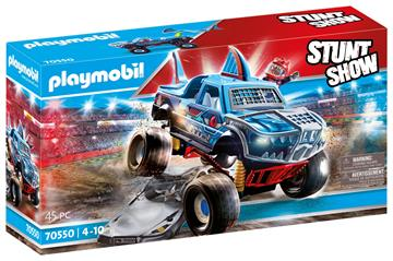Playmobil Stuntshow Monster Truck Shark (70550)