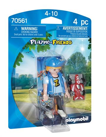 Playmobil Teenie mit RC-Car (70561)