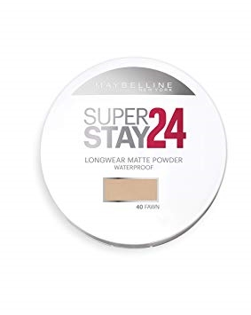 Maybelline Superstay 24H Powder 40 Fawn Gesichtspuder 1