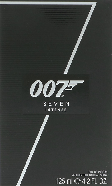 James Bond 007 Seven Intense Edp Spray 125ml
