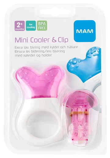 MAM Mini Cooler og Clip 1 stk.