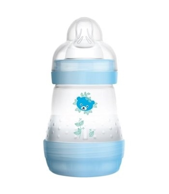 Mam Sutteflaske Easy Start Anti-Colic 160ml - Blå