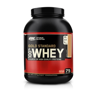 Optimum Nutrition 100 Whey Gold 908g cookies