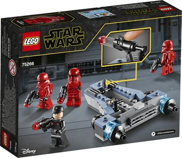 LEGO Star Wars 75266 Sith-Troopers Battle Pack
