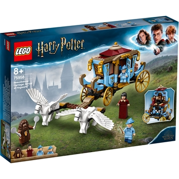 LEGO Harry Potter TM 75958 Beauxbatons' Carriage: Arrival at Hogwarts™