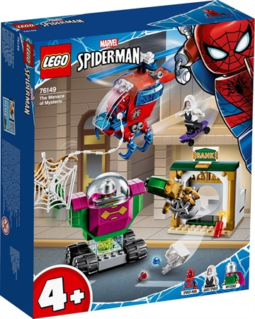 LEGO Super Heroes 76149 Mysterios Bedrohung