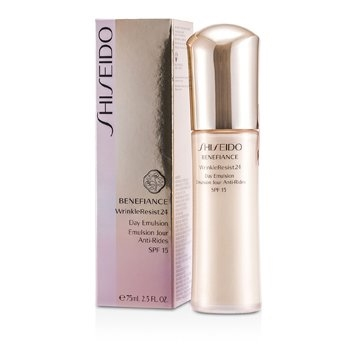 Shiseido Benefiance Wrinkleresist 24 Day Emulsion 75ml