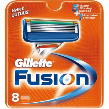 Gillette Fusion 5   8 blades pack