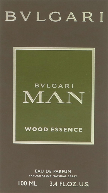 Bvlgari Man In Wood Essence Edp Spray 100ml