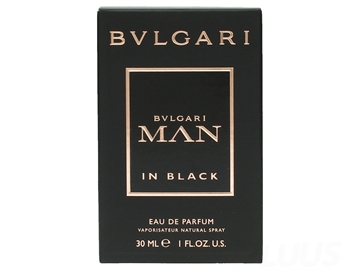 Bvlgari Man In Black Eau de perfumes Spray 30ml