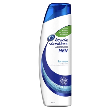 Head&Shoulders Shampoo For Men 300ml