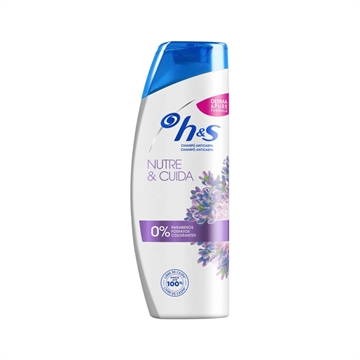 Head & Shoulders Anti-Dandruff Shampoo 90 ml Nourishes & Care