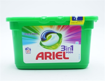 Ariel 3In1 Pods Colour 11S